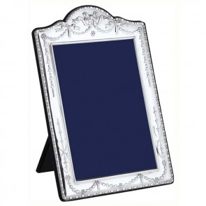 Edwardian Swags And Ribbon 18x13 Cm - 7x5 Inch Traditional Style Photo Frame