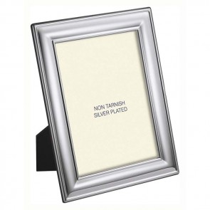 Plain Convex With Border Simple 13X9 cm Classic Photo Frame