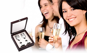 silver bar gifts