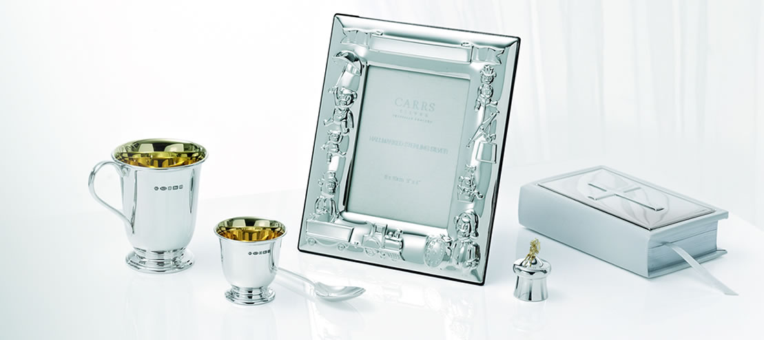 Silver Baby & Christening Gifts