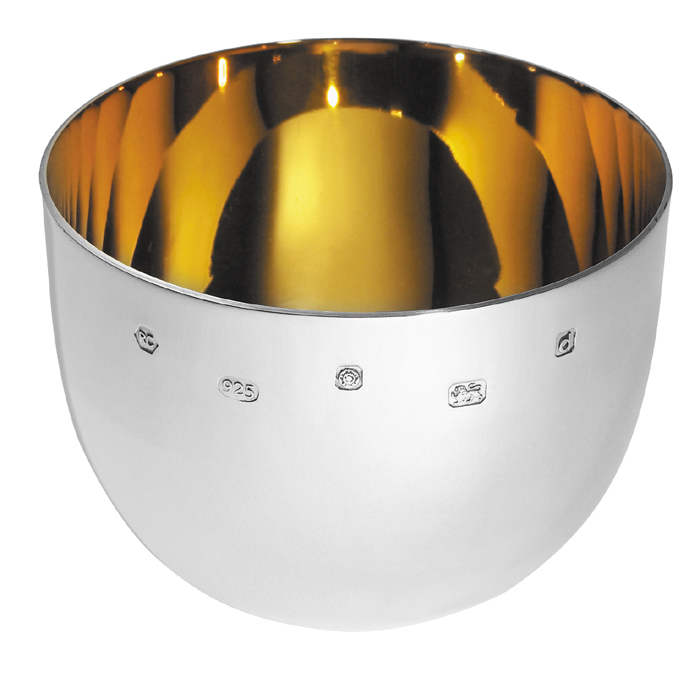 Silver Tumbler Cup