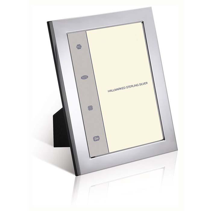 Flat 15x10 Cm - 6x4 Inch Contemporary Photo Frame