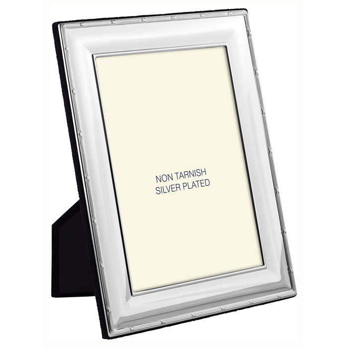 Reed And Ribbon 18x13 Cm - 7x5 Inch Classic Photo Frame