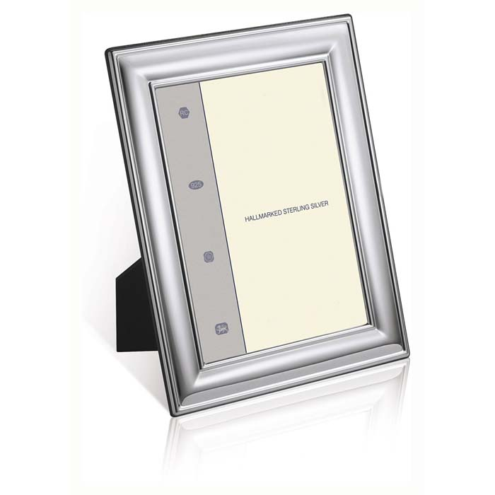 Plain Wide Convex Boarder 18x13 Cm - 7x5 Inch Classic Photo Frame