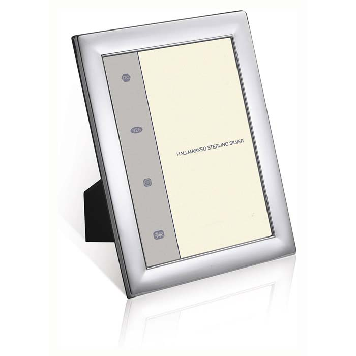 Plain Smooth Simple 20x15 Cm - 8x6 Inch Classic Photo Frame
