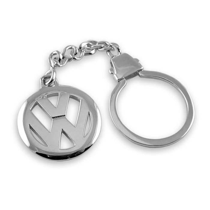 Sterling Silver Volkswagen Keyring