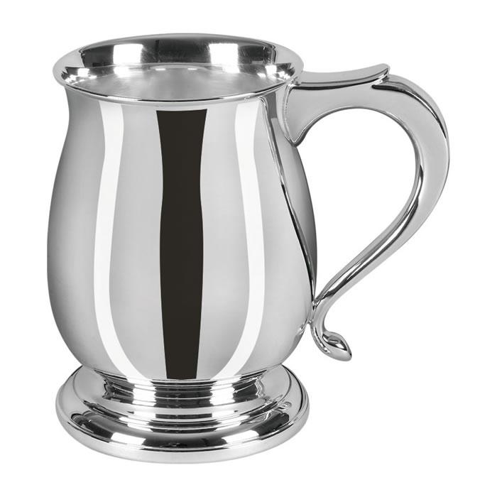 Silver Bellied Tankard