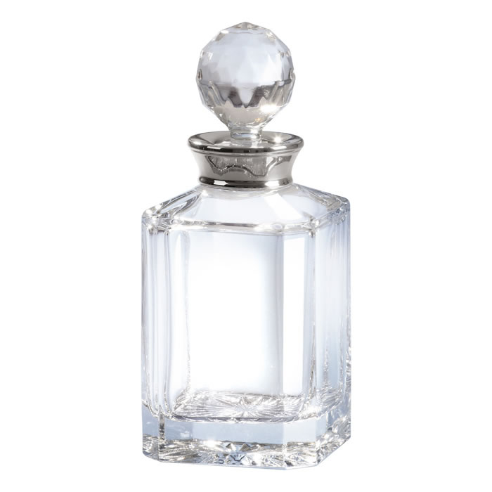 Plain Mounted Spirit Decanter