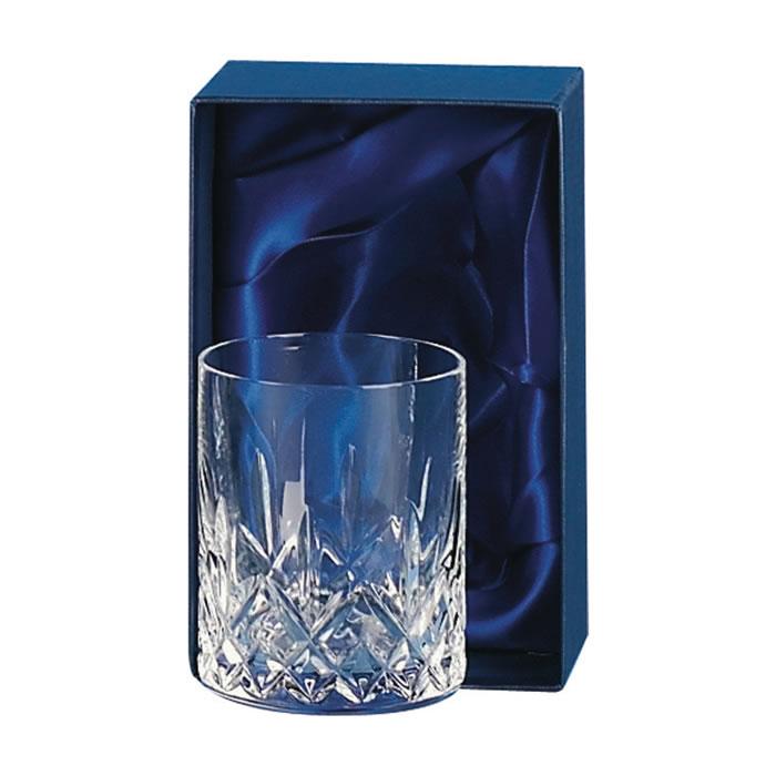 Crystal Whisky Rummer