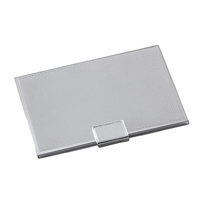 Silver Business Card Holders   Silvergroves.co.uk