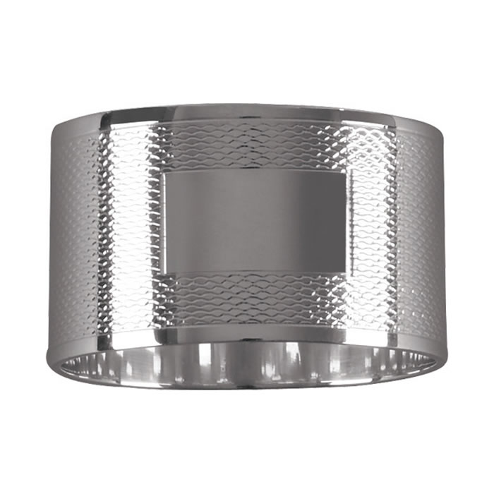 Sterling Silver One And A Half Oz Napkin Ring