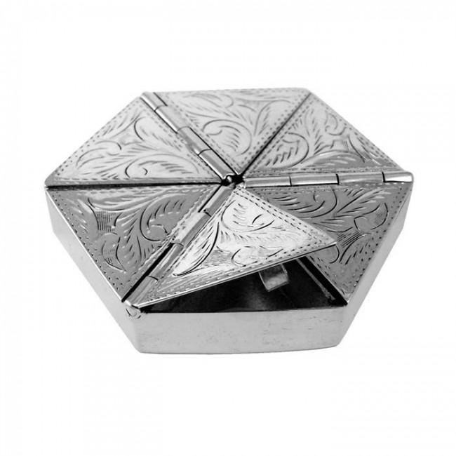 Origami Pill Box / Organizer Video Tutorial - Paper Kawaii | 650x650