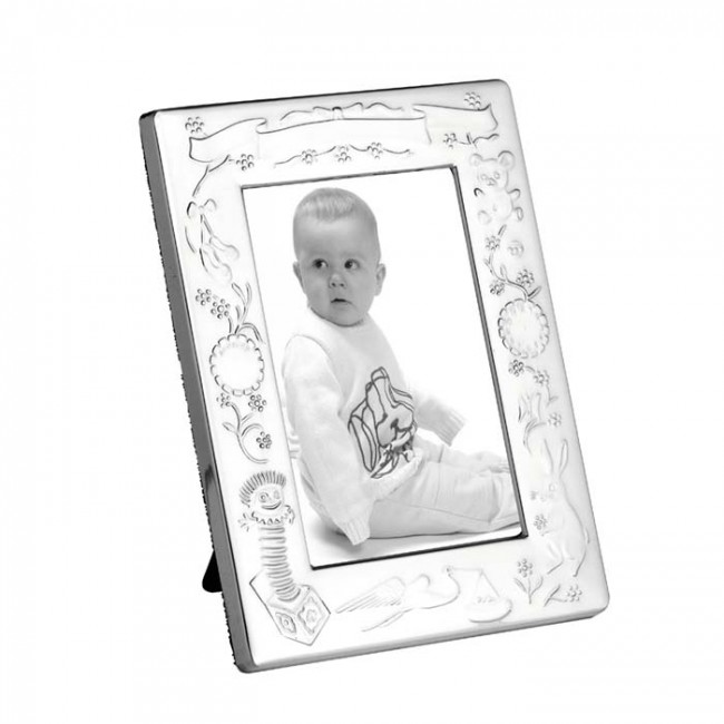 how to clean silver plated photo frame