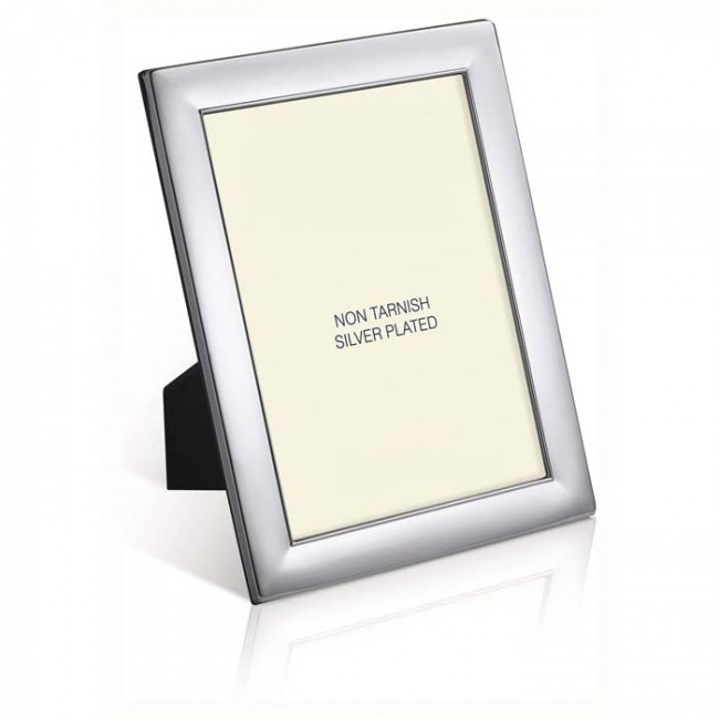 Plain Wide Convex Simple 25x20 Cm - 10x8 Inch Classic Photo Frame