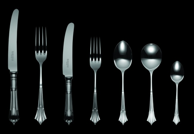 Silver Plated Albany Cutlery