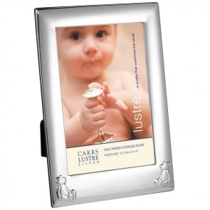 Shop Sterling Silver Baby Photo Frames Silver Groves